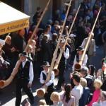 Retour des alpages Annecy