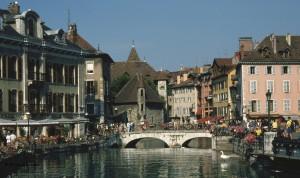 Jour 2 – La Venise des Alpes