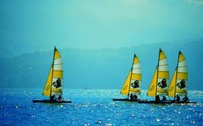 Activités nautiques à Annecy