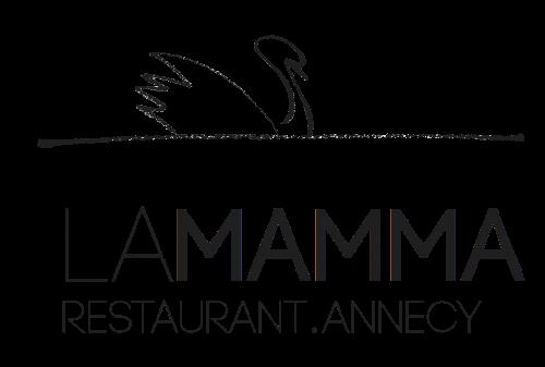 logo restaurant lamamma