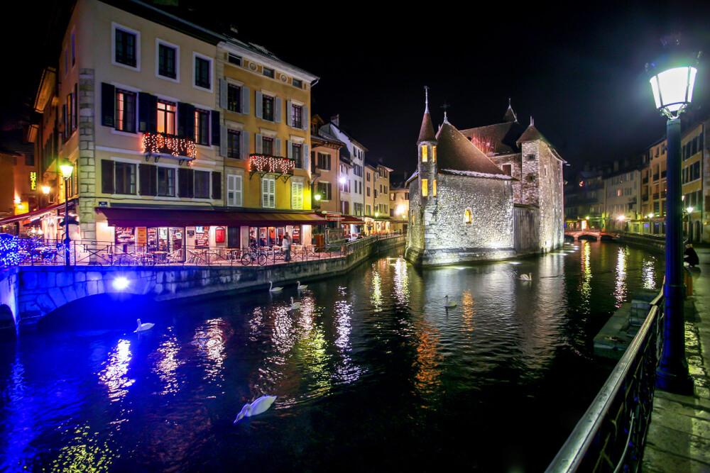 la Foire Saint André 2018 à Annecy
