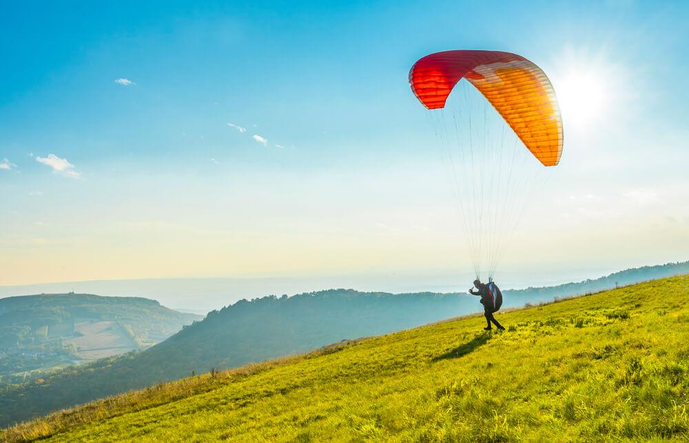 saut en parachute annecy