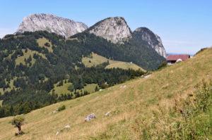 randonnée annecy Roc des boeufs